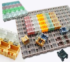 SMD Container Box für Bauelemente und Kleinteile 0402 0603 0805 1206 Mäuseklo