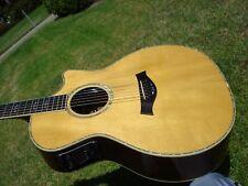 2001 Taylor 914CE  LTD Brazilian Acoustic Electric