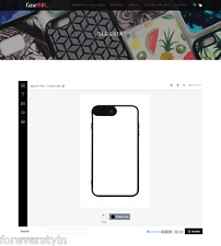 Custom Iphone and Samsung cases - DESIGN YOUR OWN WITH THE DESIGNER TOOL