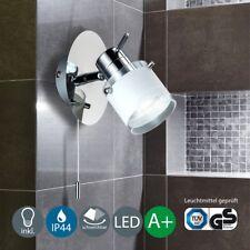 LED Badezimmerleuchte Wand-Lampe Bad-Strahler Spot IP44 Beleuchtung Spiegellicht