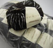 Rowan Ribbon Twist. 10 X 100g Balls. 118 Rabble. Mega Chunky Yarn. With Wool