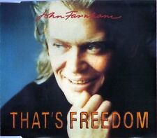 John Farnham That's freedom (1990) [Maxi-CD]
