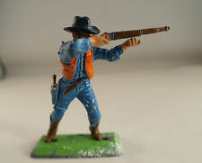 Britains Deetail cow boy western soldiers soldat 1/32