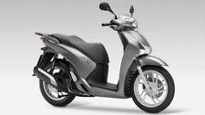 Coprisella specifico per scooter Honda Sh 125 realizzato in similpelle riveste r
