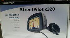 Garmin street pilot c320 Gps