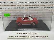 Autobianchi Bianchina Trasformabile - Leo Models - Auto Vintage Collection 1:24