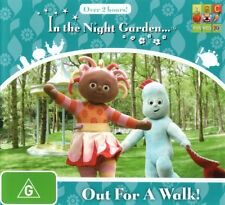 In the Night Garden: Out for a Walk * NEW DVD * (Region 4 Australia)