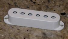 DIMARZIO White Plain Single Coil Pickup Cover-hs3, Area, Virtual vintage, iscv 2