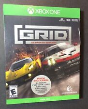 Grid [ Ultimate Edition ] (XBOX ONE) NEW