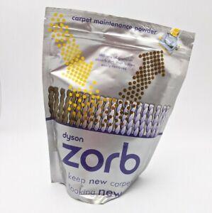Dyson Zorb Carpet Maintenance Powder 26.5 oz 750g New Biodegradable