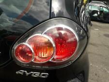 TAIL LIGHT TOYOTA AYGO MK1 KGB10 05-2014 BLACK VVT-I 3DR HATCH Rear RH 11436758