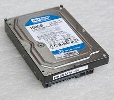 """3,5"""" 8,89 cm 160 GB SATA disco duro HDD hard drive WD WD 1600 aajs caviar Blue f85"""