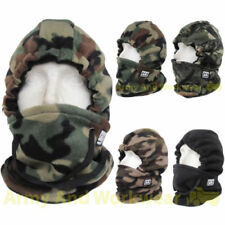 Winter Camouflage Balaclava Hats for Men