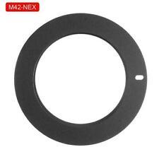 M42 NEX Ultra Slim Mount Adapter Ring For M42 Lens NEX3 NEX5N to NEX7 J1N5