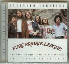 PURE PRAIRIE LEAGUE - THE ENCORE COLLECTION - EXTENDED VERSIONS - CD
