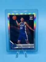 Matisse Thybulle 2019-20 Donruss Optic Silver Holo Rated Rookie SILVER Centered