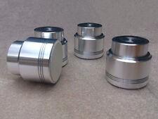4pcs Aluminum Maglev magnetic levitat feet damping for Audio Amplifier D53*H50mm