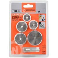5 Lames de Scie HSS Scie Mini Scie Mini Scie Circulaire Type Outil dremel
