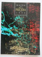 MAZDA MX-3 PRECIDIA 1994 dealer brochure - French - Canada - ST1002000218