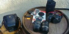 Canon EOS 60D Camera Kit - Sigma 10-20mm Wide Angle and Canon Zoom 18-200mm lens