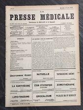 RARE Louis Destouches Celine les derniers jours de Semmelweis Publication
