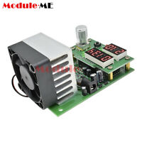 Constant Current Electronic Load Discharge 9.99A 60W Battery Capacity Tester