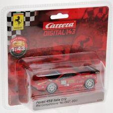 Carrera Digital 143 41352 Ferrari 458 GT2 Race Version 1