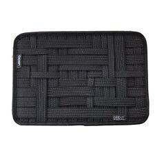 "Grid-It Large Tech Organizer Accessories Black 12-1/2"" x 10.5"" 8-1/2"""