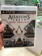 Assassin's Creed: Ezio Trilogy (PS3, PlayStation 3, 2012)