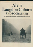 Alvin Langdon Coburn First Edition Autobiography + Sixty Photographs