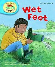 Oxford Reading Tree Read With Biff, Chip, and Kipper: Phonics: Level 4. Wet Feet