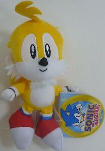 Sonic The Hedgehog - Tails Plush