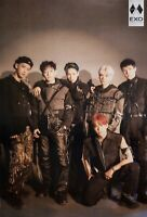 GROUP-EXO OBSESSION PHOTO CONCEPT A OFFICIAL ROLLED POSTER SHIP IN TUBE+TRACKING