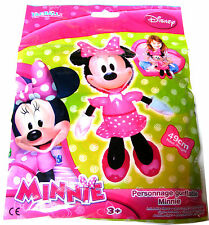 KIDS DISNEY MINNIE MOUSE BLOW UP INFLATABLE PLASTIC TOY DOLL 49CM WHEN INFLATED