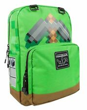 Minecraft Pickaxe Adventure Backpack