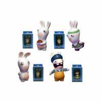 RAVING RABBID SQUEEZABLE FIGURE KIDS TOY - RANDOMLY SELECTED STYLE
