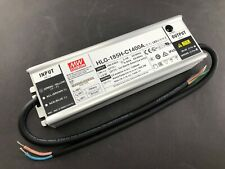 MeanWell HLG-185H-C1400A LED Power Supply 200W 1400mA Dimming
