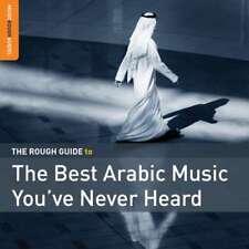 Various - Best Arabic Music Never Heard NEW CD