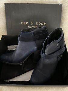 rag and bone booties