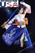 SUPERDUCK 1/6 Final Fantasy Yuna Head Sculpt Clothing Accessories SET024 USA