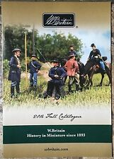 2016 W. Britains Fall Toy Soldier Catalog Supplement 12 Pages Great Reference