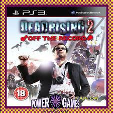 Dead Rising 2: Off the Record PS3 (Sony PlayStation 3) Brand New