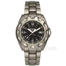 traser swiss H3 watch 105485 Special Force 100 tritium tactical titanium strap