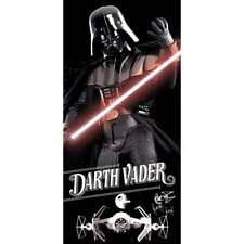 Star Wars Sith Lord Darth Vader Beach Towel  Velour 28x58