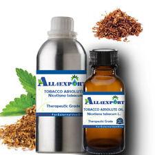 PURE TOBACCO ABSOLUTE Nicotiana tabacum L NATURAL AYURVEDA HERBAL