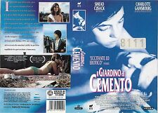 IL GIARDINO DI CEMENTO (1993) vhs ex noleggio DRAMMATICO