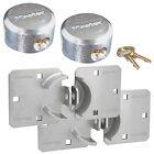 Master Lock 770-6271 Keyed Alike Hidden Shackle Padlocks BACK ORDERED till 8/18