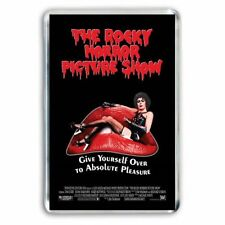 RETRO CULT MUSICAL MOVIE:THE ROCKY HORROR PICTURE SHOW JUMBO FRIDGE MAGNET