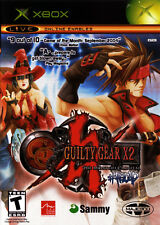 Guilty Gear X2: The Midnight Carnival #Reload (2004) Brand New Factory Sealed XB
