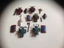 Mega Bloks mini figures-5 assorted